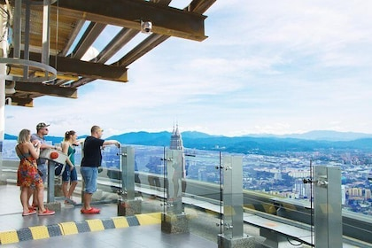 KL Tower Observation Deck Admission Ticket