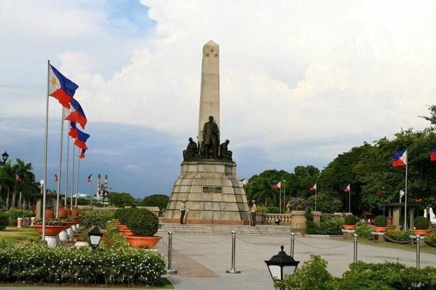 Manila Tour A (manila Old & New)