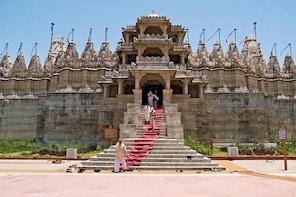 Jaisalmer To Udaipur With 1 Night Stay At Jodhpur