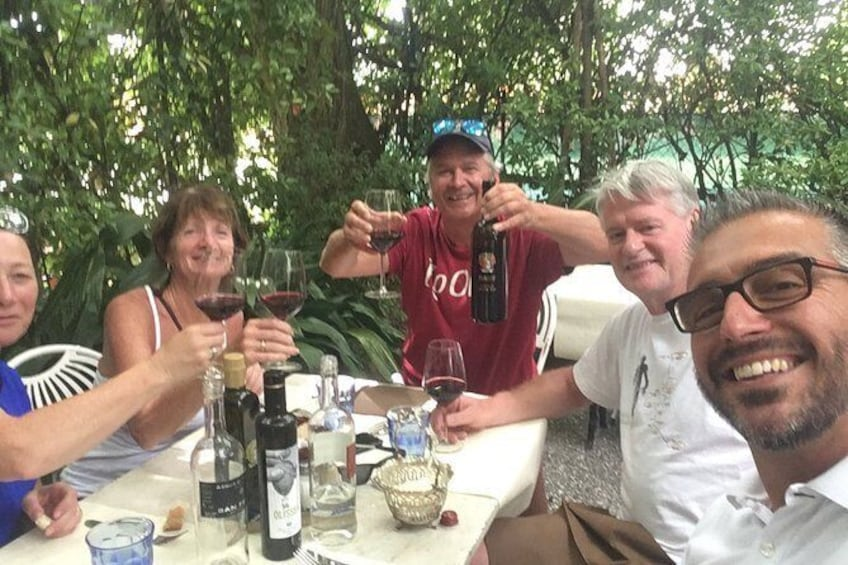 Show item 2 of 7. Wine Tasting in Tuscany - Half Day Tour from Florence