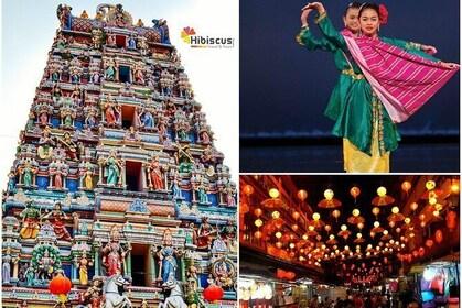Kuala Lumpur Cultural Night Tour: Visit Oldest Temple, ChinaTown & Cultural Show