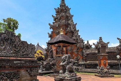 Ubud Cultural Day Tour and Shopping
