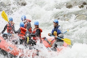 The Best Ayung River Rafting and Tanah Lot Sunset Tour
