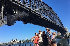 Private Group Tour: Sydney in One Day including Sydney Habour, The Royal Bo...