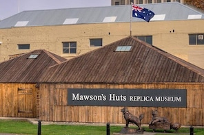 Skip the Line: Mawson's Huts Replica Museum General Entry Ticket