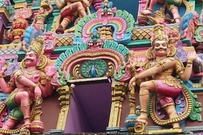 Tiruchirappalli Ancient Temples Tour
