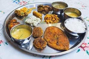 Home cooking and dining experience with a local family in Goa