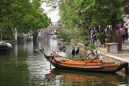 Independent Tour of Suzhou and Zhouzhuang Water Village from Shanghai