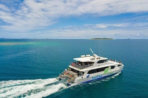 Yasawa Islands Day Cruise with Lunch