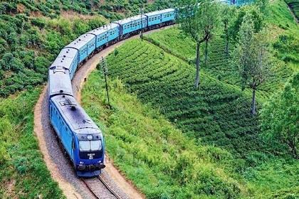 Train tickets from Kandy to Nanu Oya (Nuwara Eliya)