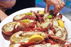 Rottnest Island 5-Course Deluxe Seafood Banquet Cruise
