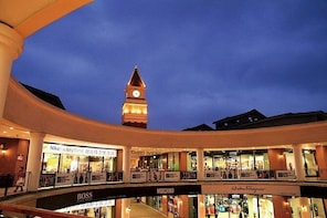 Private Round Trip Transfer to Bailian Outlets Plaza in Shanghai