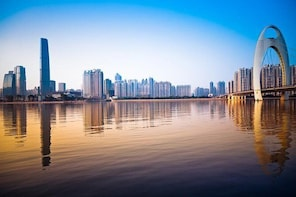 Private Historical Tour: Guangzhou City Sightseeing Including Lunch
