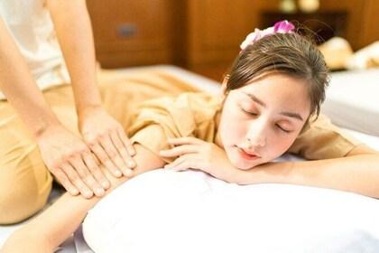 1 Hr Thai Balm Massage Makkha Health & Spa