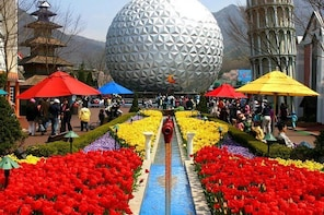 Seoul Land Theme Park One Day Admission Ticket