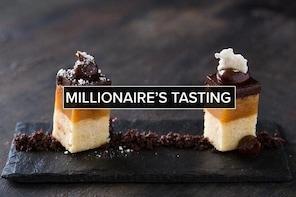 Millionaires Tasting Experience Serves 1