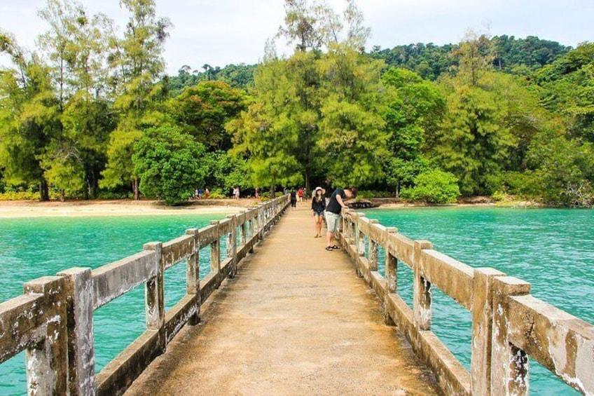 Langkawi Half Day Island Hoping Tour- Sharing basis