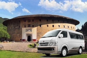 Private Transfers Between Xiamen City and Yongding Tulou