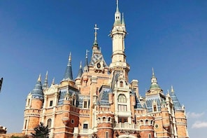 Shanghai City Center to Disneyland One way transfer
