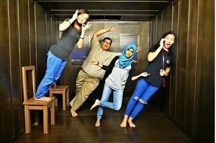 Penang 3D Trick Art Museum Admission