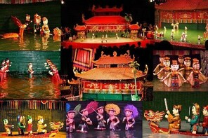 Skip the Line: Water Puppet Show Entrance Ticket
