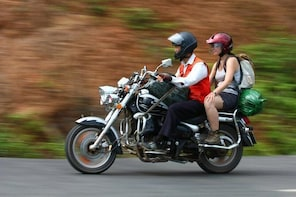 Full-Day Motorcycle Tour of Dalat and Paradise Lake