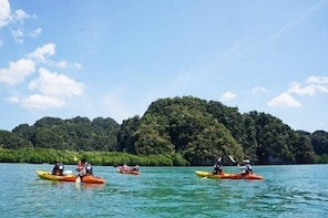 Full Day Kayaking at Thalane Bay