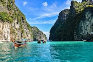 Phi Phi Island from Krabi
