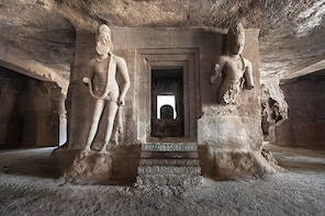 Guided Elephanta Caves Tour