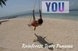 San Blas Island Hopping by Rainforest Tours Panama