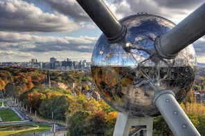 Skip the Ticket: Brussels Atomium Admission Ticket