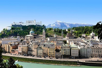 Skip the Line: Fortress Hohensalzburg Admission Ticket