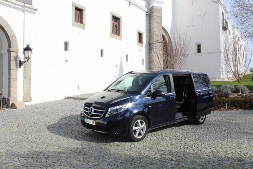 Show item 2 of 7. Executive Van