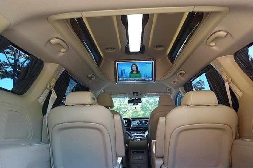 Show item 1 of 4. Incheon Airport Transfer- Private service between Airport and Seoul (1-7 pax)