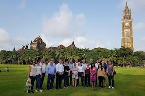 Full Day Mumbai Shore Excursion Group Tour