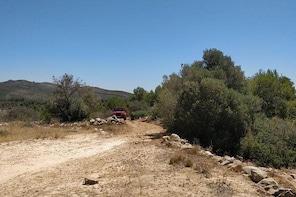 Sierra de Bernia 4x4 Off Road Jeep Experience