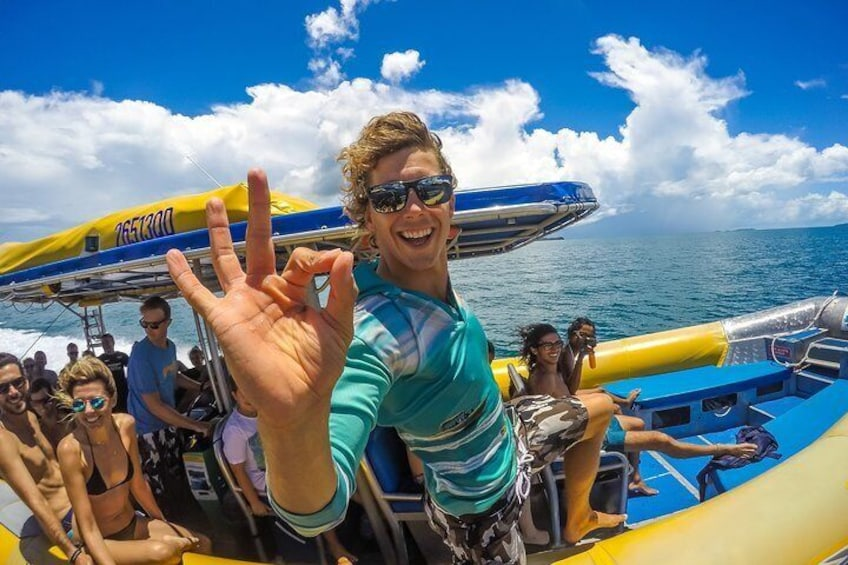 Our Master Reef Guides, Marine Biologist or Eco Host will make sure you have a great day.