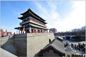 Private Transfer between Beijing and Xianghe