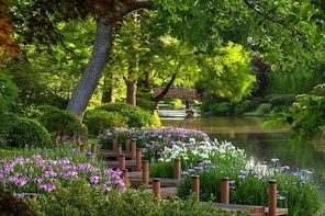 Missouri Botanical Garden Admission Ticket
