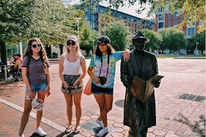 Self-Guided St. Louis Scavenger Hunt