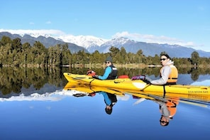 Small-Group Kayak Adventure from Franz Josef Glacier