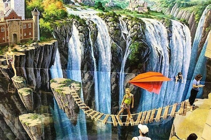 Art in Paradise at Pattaya Admission Ticket