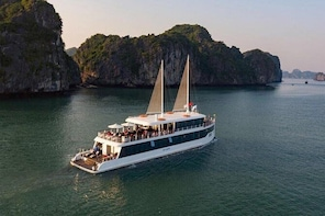 Halong Bay Tour VIP tour with Jadesail cruise