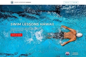Highly trained instructors teach adults and kids swimming skills
