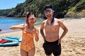 Bay of Islands Cruise & Island Tour - Snorkel, Hike, Swim, Paddleboard, Wil...