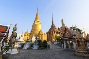 The Grand Palace Bangkok Entrance Ticket With Hotel Pick Up