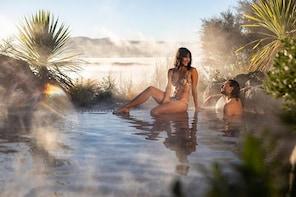 Geothermal Lakeside Bathing Experience - Deluxe Lake Spa