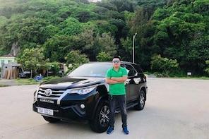 Scenic trip from Hue to Hoi An via Hai Van pass by car