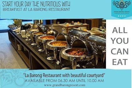 All You Can Eat Buffet Breakfast