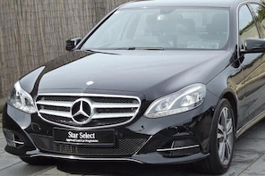 Limerick City To Dublin Airport Private Chauffeur Transfer